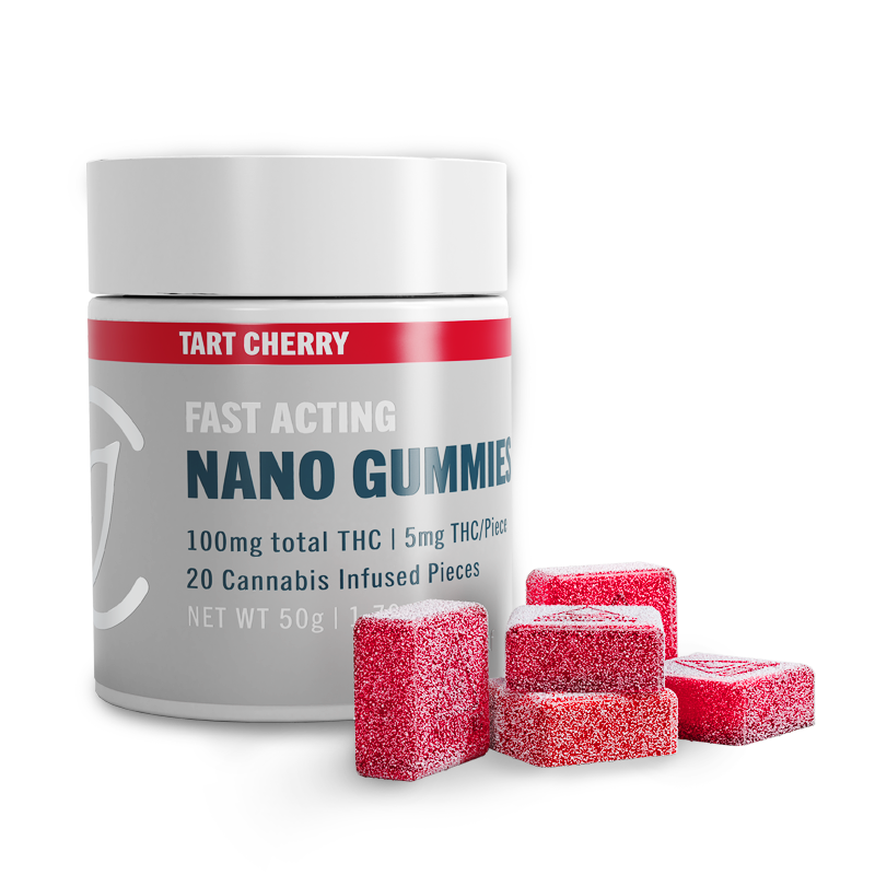 NANO Gummies from Curaleaf!